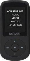 Denver MPG-4094NR  - MP4 speler met kleurenscherm