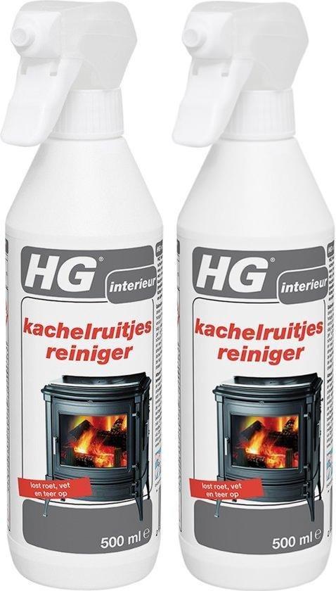 HG Kachelruitjesreiniger - 500 ml - 2 Stuks !