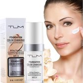 TLM Foundation® Kleurveranderende Foundation - Color Changing Foundation®