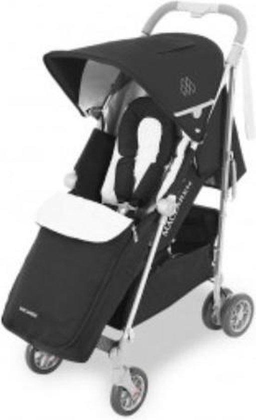 Product: MACLAREN stroller Techno XLR Black/Silver, van het merk Maclaren