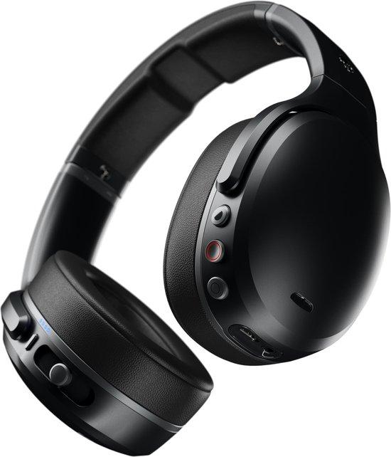 Skullcandy Crusher ANC - Draadloze Over-ear Koptelefoon - Zwart