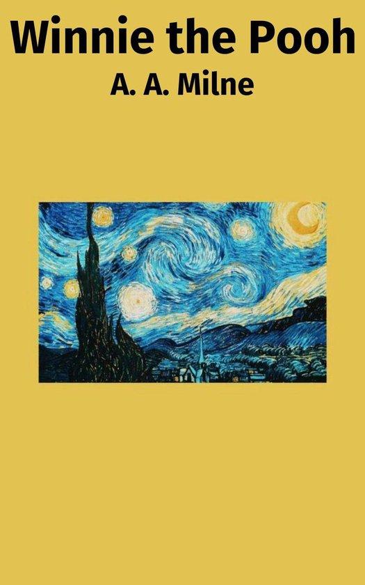 Boek cover Winnie-the-Pooh van A. A. Milne (Onbekend)
