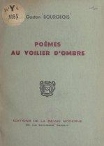 Poèmes au voilier d'ombre