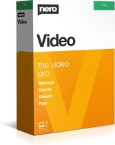 Nero Video 2020 - 1 Gebruiker - Meertalig - Windows Download