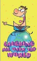 Boek cover Laughing Around the World van Jenny de Montfort