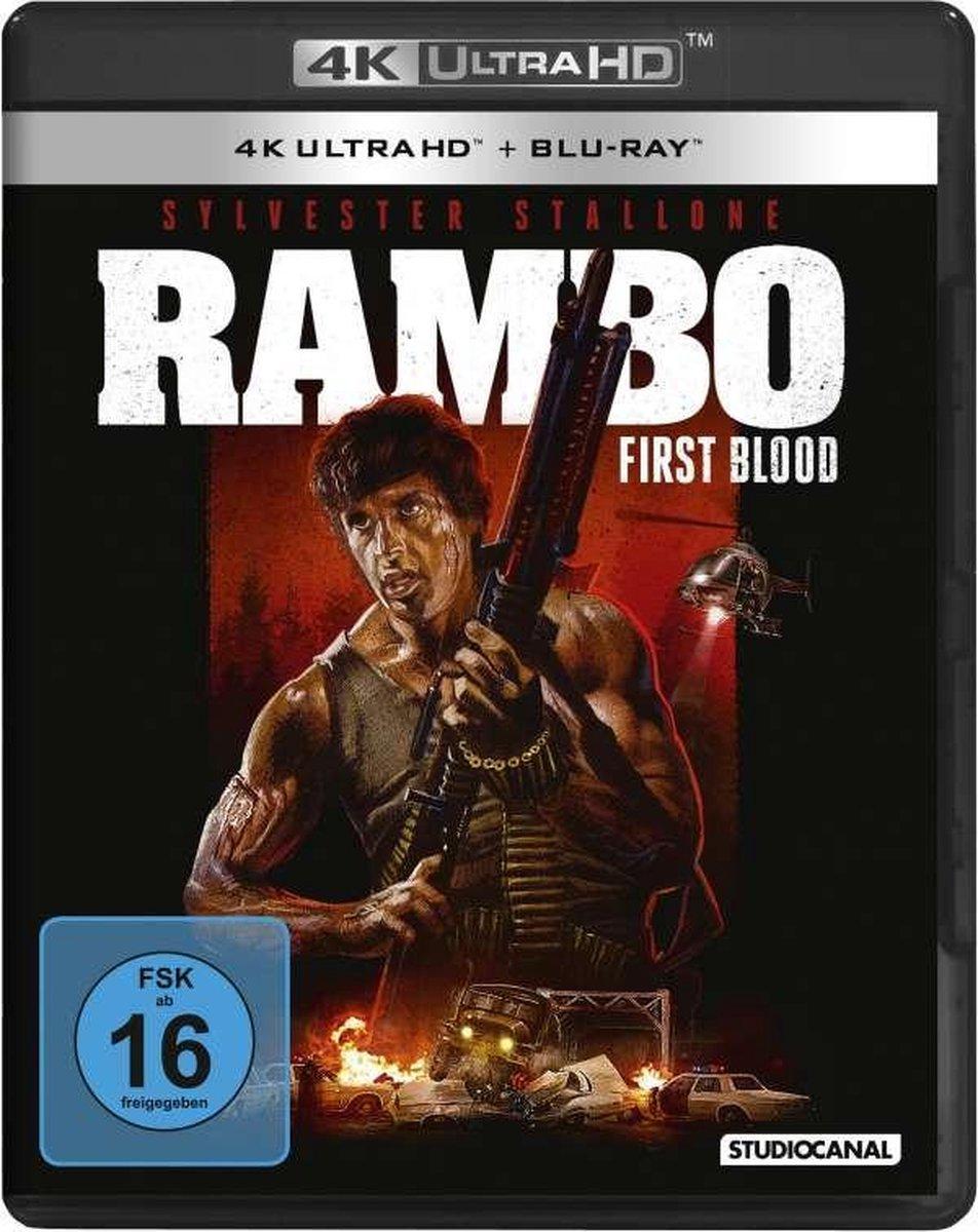 Rambo (Ultra HD Blu-ray & Blu-ray)-