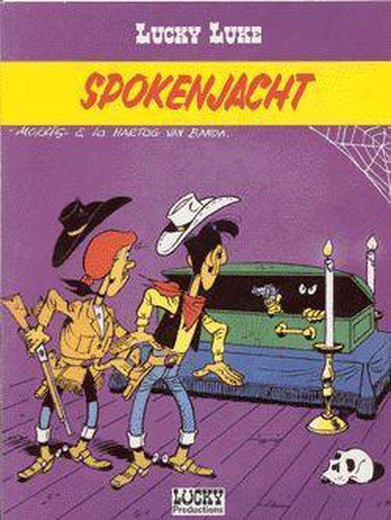 Lucky Luke :Spokenjacht - Morris |