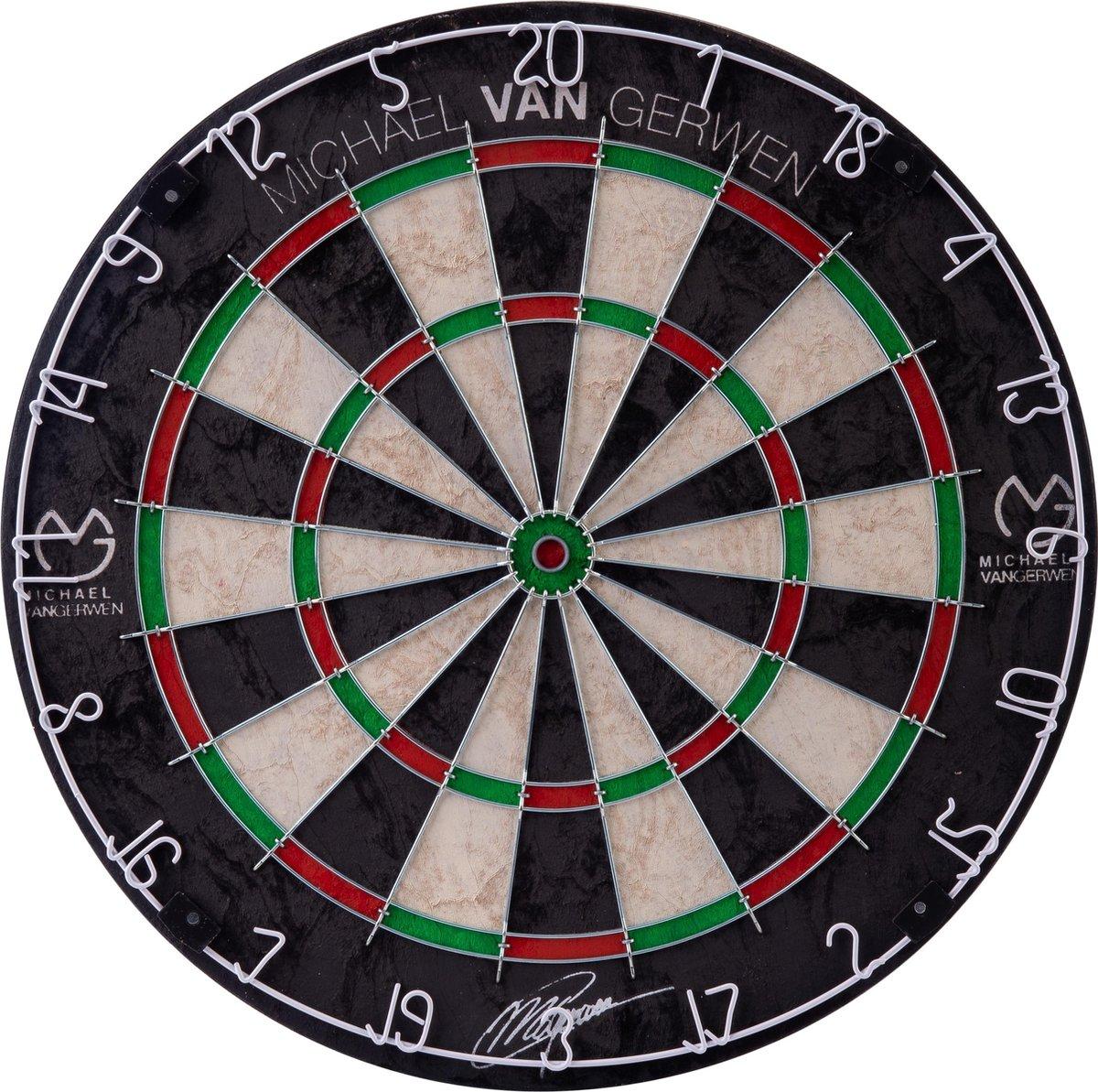 Xq Max Wedstrijd-dartbord Michael Van Gerwen 45 Cm