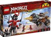LEGO NINJAGO Legacy Cole's Grondboor - 70669