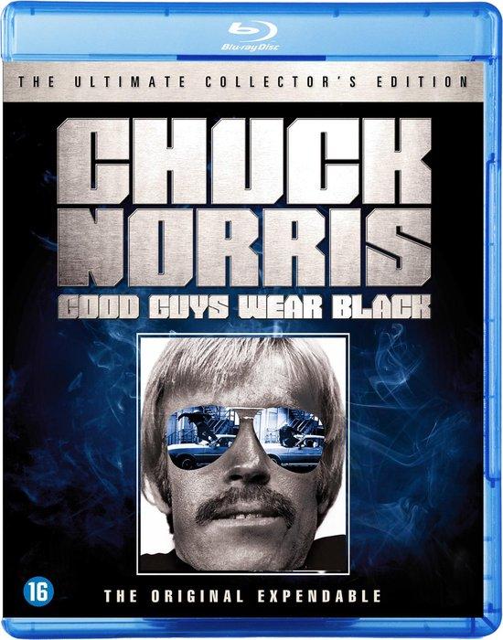 Cover van de film 'Chuck Norris - Good Guys Wear Black'
