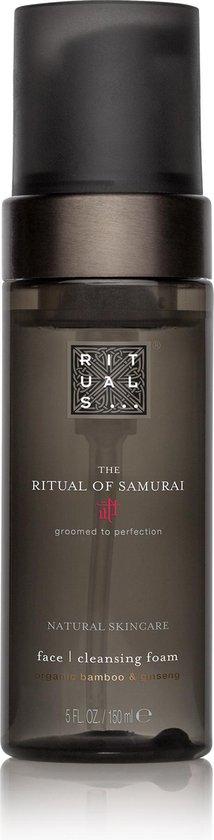RITUALS The Ritual of Samurai Gezichtsreinigingsschuim - 150 ml