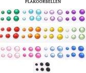 12 kleuren plakoorbellen- 3 maten- Geen gaatje - Dames  - Heren- no hole- Charme Bijoux®