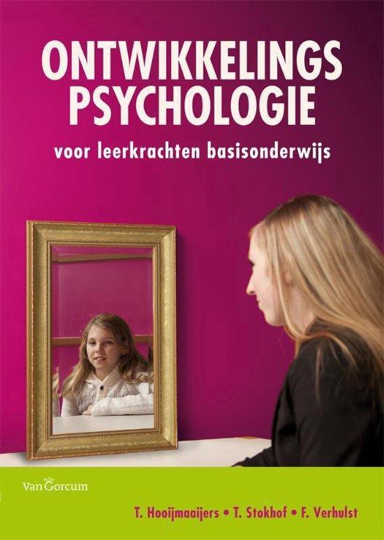 Ontwikkelingspsychologie voor leerkrachten basisonderwijs - T. Hooijmaaijers  