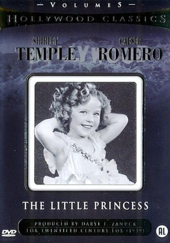 Cover van de film 'Little Princess'