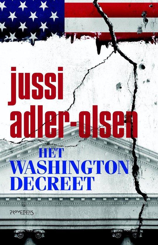 Het Washingtondecreet - Jussi Adler-Olsen  