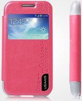 Usams window serie Samsung Galaxy Trend 2 SM-G313HN roze