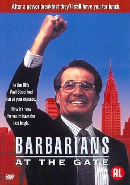 Cover van de film 'Barbarians at the Gate'