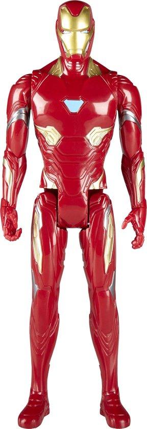 Iron Man Avengers Infinity War Titan Hero Power FX - Speelfiguur 30cm