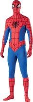 """""""Spiderman™ second skin outfit voor volwassenen  - Verkleedkleding - 152/160"""""""