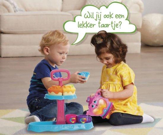 VTech Preschool Tante Jet Theeset - Rollenspel