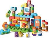 VTech Bla-Bla-Blocks Speelhuis - Interactieve Blokken