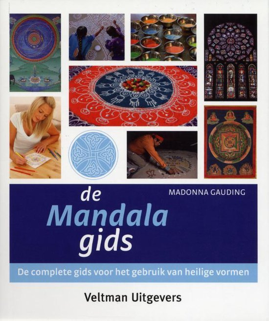Cover van het boek 'De mandalagids' van M. Gauding