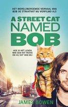 A Street Cat Named Bob. Filmeditie van Bob de Straatkat