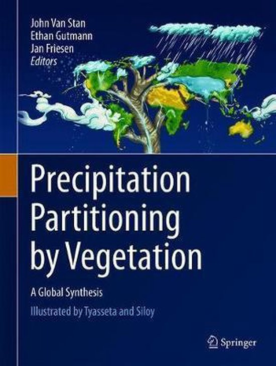 Precipitation Partitioning by Vegetation