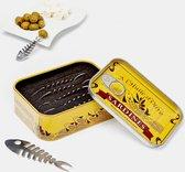Balvi Sardines snackvorkjes (set van 6)