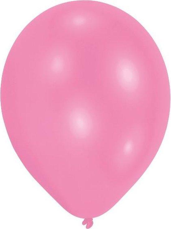 Amscan Ballonnen Lichtroze 50 Stuks 28 Cm
