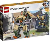 LEGO Overwatch Bastion - 75974