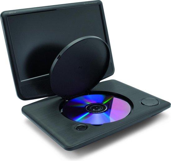 Caliber MPD107 - Portable DVD speler - 7 Inch - Zwart
