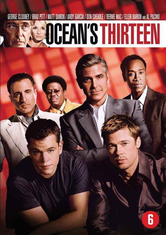 Cover van de film 'Ocean's Thirteen'