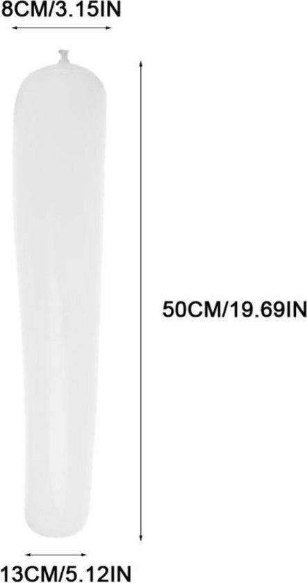 Hiden | Opblaasbare Laarzenspanners – Hoge laarzen – Ondersteuning – 50 cm | 1 paar