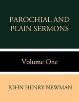 Boek cover Parochial and Plain Sermons Volume One van John Henry Newman