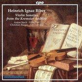 Violin Sonatas From Kremsier Archiv