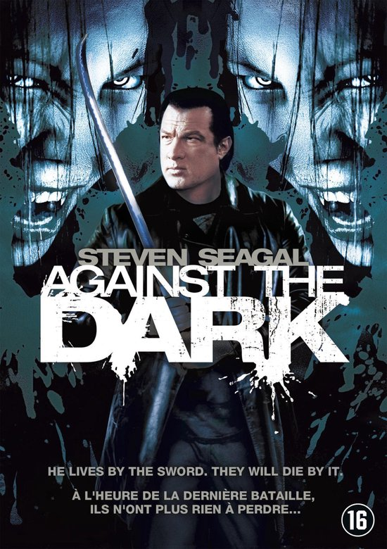 Cover van de film 'Against The Dark'