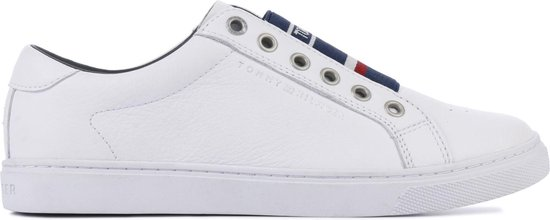 bol.com | Tommy Hilfiger Vrouwen Sneakers - Tommy elastic ...