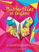 Butterflies in Origami