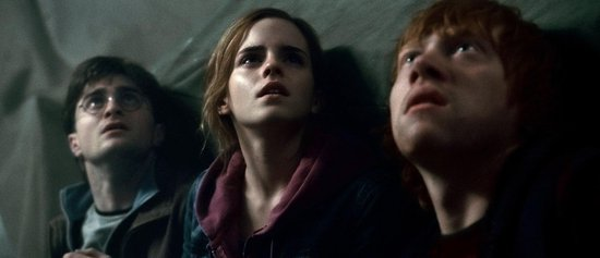 Harry Potter and the Deathly Hallows - Part 2 (Blu-ray)