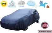 Autohoes Blauw Polyester Fiat Punto 1999-2003