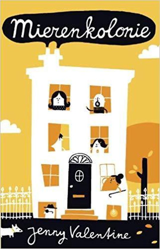 Mierenkolonie - Jenny Valentine | Fthsonline.com