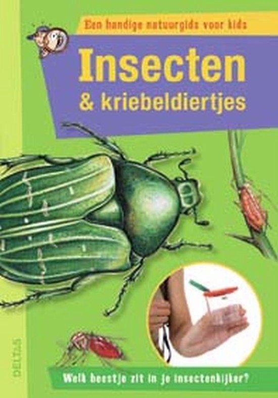 Boek cover Insecten & kriebeldiertjes van Antoine Brin (Paperback)