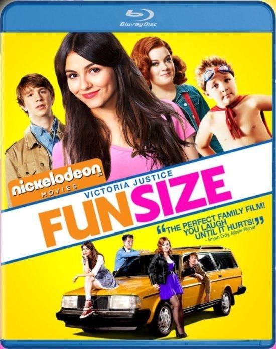 Cover van de film 'Fun Size'