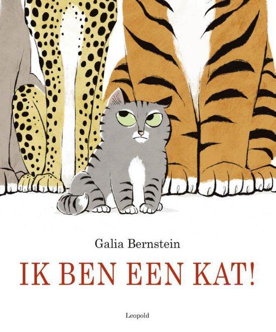 Ik ben een kat! - Galia Bernstein | Readingchampions.org.uk