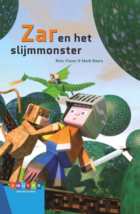 Game-lezen - Zar en het slijmmonster - Rian Visser pdf epub