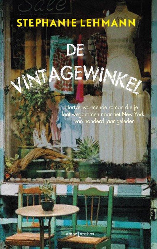 De vintagewinkel - Stephanie Lehmann |