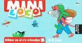 Boek cover Mini loco 1 Kikker en al zn vriendjes van