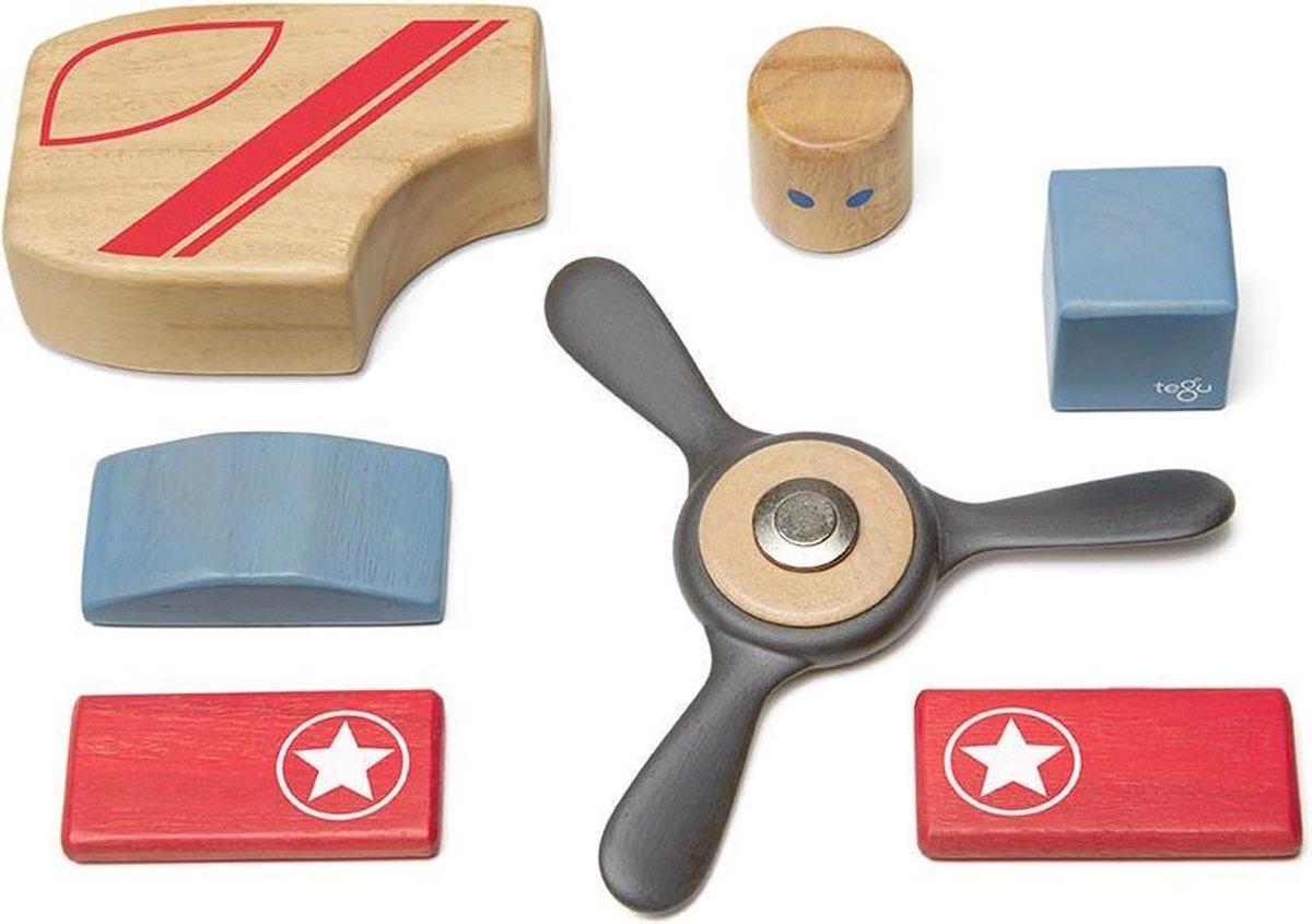 Tegu Magnetische Bouwset - Looper