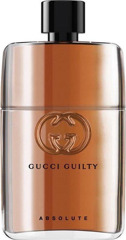 Gucci - Guilty Pour Homme Absolute - 90 ml - Eau de Parfum - Gucci